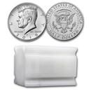 2018-P Kennedy Half Dollar 20-Coin Roll BU
