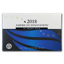 2018-S American Innovation $1 - First Signed Patent (Gem Proof)