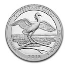 2018-S ATB Quarter Cumberland Is National Seashore Silver Proof