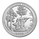 2018-S ATB Quarter Pictured Rocks National Lakeshore Silver Proof