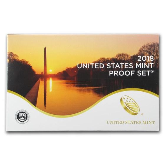 2018-S U.S. Proof Set