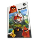 2018 Sierra Leone Cupro-Nickel $1 Angry Birds™ Red
