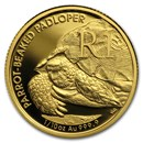 2018 South Africa 1/10 oz Gold Reptiles of S. Africa (Padloper)