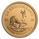 2018 South Africa 1/2 oz Gold Krugerrand