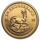 2018 South Africa 1/4 oz Gold Krugerrand