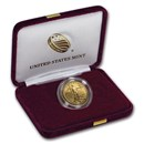 2018-W 1/4 oz Proof Gold American Eagle (w/Box & COA)