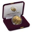 2018-W 1 oz Proof Gold American Eagle (w/Box & COA)