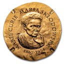 2019 1/4 oz Proof Gold €50 Women of France (Marie Curie)