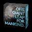 2019 AUS 1 oz Silver Prf Domed Apollo 11 Moon Landing 50th Anniv