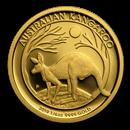 2019 Australia 1/4 oz Gold Kangaroo Proof