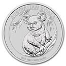 2019 Australia 1 kilo Silver Koala BU