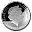 2019 Australia 1 oz Silver $5 Western Hemisphere Domed Coin Proof