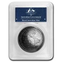 2019 Australia 1 oz Silver $5 Western Hemisphere PR-70 PCGS (FS)