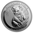 2019 Australia 1 oz Silver Koala BU