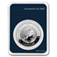 2019 Australia 1 oz Silver Swan (MintDirect® Premier Single)