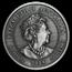 2019 Australia 2 oz Silver Queen Victoria Antiqued Cameo Proof
