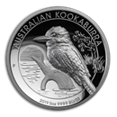 2019 Australia 5 oz Silver Kookaburra Proof (High Relief)