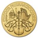 2019 Austria 1/2 oz Gold Philharmonic BU