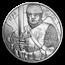 2019 Austria 1 oz Ag 825th Anniv of the Austrian Mint Leopold BU