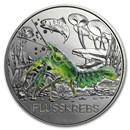 2019 Austria Cupro-Nickel €3 Colorful Creatures (The Crayfish)