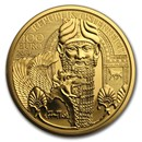 2019 Austria Proof Gold €100 The Magic of Gold (Mesopotamia)