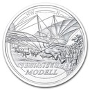 2019 Austria Silver €20 Reaching for the Sky: The Dream of Flight