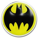 2019 Barbados 3/4 oz Silver $1 The Bat Signal™