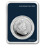 2019 BVI Silver 1 oz Pegasus Reverse Frosted (MintDirect®)