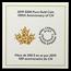 2019 Canada 1/2 oz Gold $200 100th Anniversary of CN