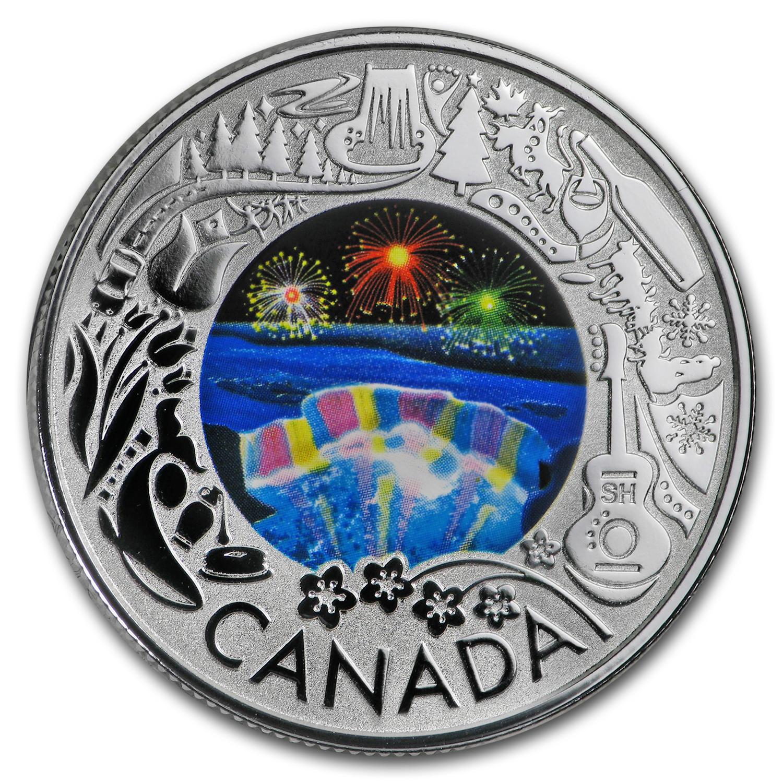 2019 Canada 25-Cent Lenticular Transforming Optimus Prime SKU#197895