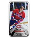 2019 Canada 1.5 oz Silver $25 Montreal Canadiens: Yvan Cournoyer