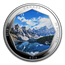 2019 Canada 2 oz Ag $30 Peter McKinnon Photo Series: Moraine Lake