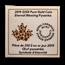 2019 Canada 2 oz Gold $250 Eternal Blessing Pysanka