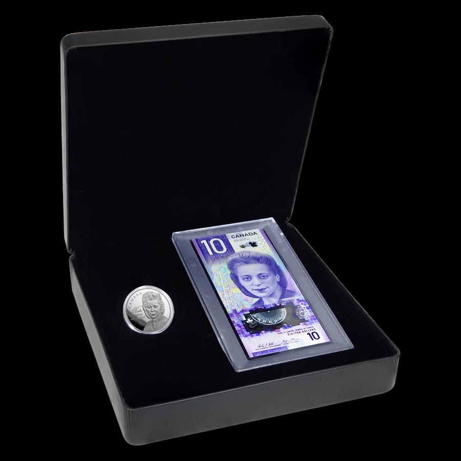 2019 Canada Silver $20 Viola Desmond