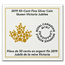 2019 Canada Silver 50-Cent Queen Victoria Jubilee Stamp Coin