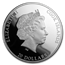 2019 Cook Islands 3 oz Silver Masterpieces: Young Girl Bathing