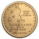 2019-D American Innovation $1 Classifying Stars BU (DE)