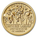 2019-D American Innovation $1 Trustees' Garden BU (GA)