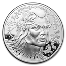 2019 France Silver €100 Marianne Proof (Face Value Coin)