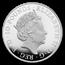 2019 GB Proof 5 oz Silver Queen's Beasts Yale (w/Box & COA)