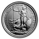 2019 Great Britain 1/10 oz Platinum Britannia BU