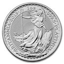 2019 Great Britain 1 oz Platinum Britannia BU
