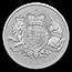2019 Great Britain 1 oz Silver Royal Arms (MintDirect® Premier)