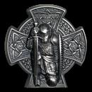 2019 Isle of Man 3 oz Silver Manannán: First King of Mann