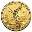 2019 Mexico 1/10 oz Gold Libertad BU