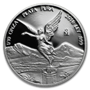 2019 Mexico 1/10 oz Silver Libertad Proof (In Capsule)