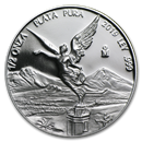 2019 Mexico 1/2 oz Silver Libertad Proof (In Capsule)