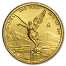 2019 Mexico 1/20 oz Gold Libertad BU