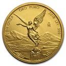 2019 Mexico 1/4 oz Gold Libertad BU