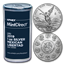 2019 Mexico 1 oz Silver Libertad (25-Coin MintDirect® Tube)